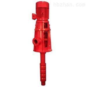 立式长轴消防泵