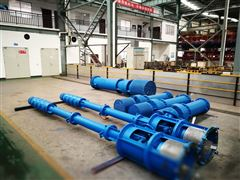 長軸排水泵