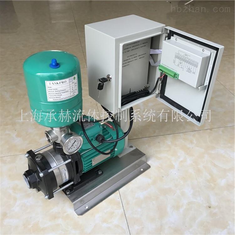 威乐wilo变频泵变频恒压水泵免费选型