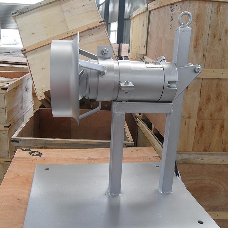 QJB0.37/6-220不锈钢高速潜水搅拌机