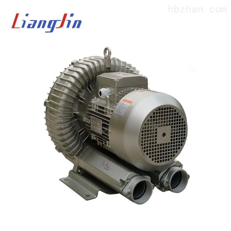三相380V低噪音5.5KW漩涡高压鼓风机