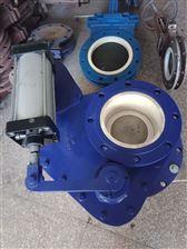 BZ643TC氣動耐磨陶瓷擺動閥
