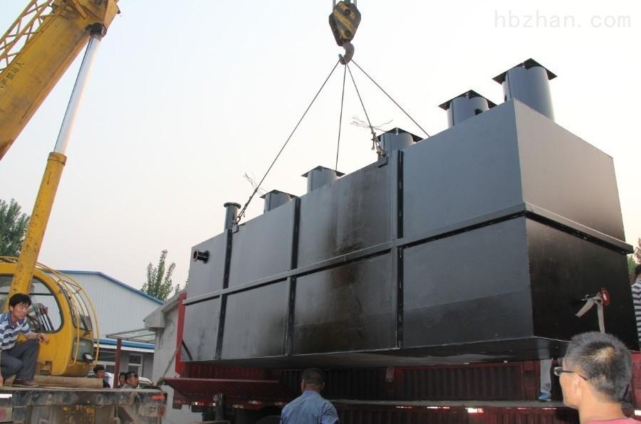 河南周口农村污水处理设备