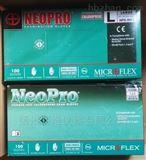 美國Microflex牛普樂Neopro氯丁橡膠手套