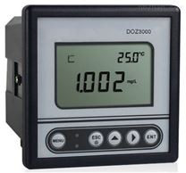 在線式水中臭氧檢測儀 表盤安裝臭氧分析儀