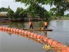 拦污浮筒有效隔绝水面垃圾漂流物介绍