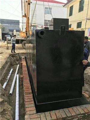 RC阳春市洗衣厂污水处理设备