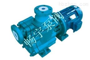 ZCQ型氟塑料自吸磁力泵