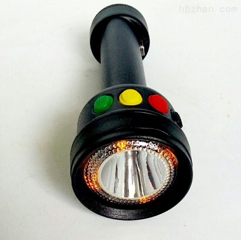 LED防爆手持电筒ZW76光工作光