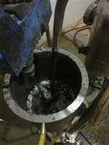 ZKE石墨烯防腐塗料納米研磨分散機
