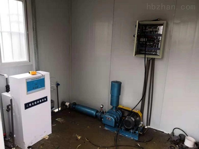 益阳-一体化污水泵站