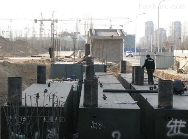 广元一体化预制泵站