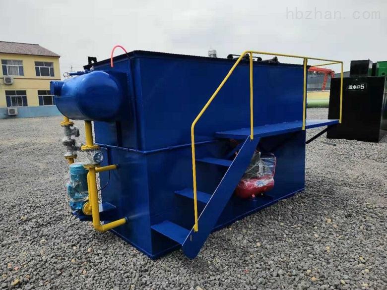 达州小型污水处理设备技术
