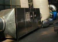 塑料制品厂废气治理