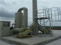 酸碱废气喷淋洗涤塔装置