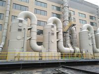 景德镇工业废气处理 酸碱废气净化装置