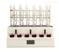 ST106-3T型智能一體化蒸餾儀