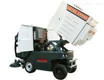 垃圾自卸电动环卫清扫车