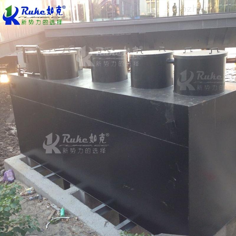 DM-5地埋式生活污水处理工程设备