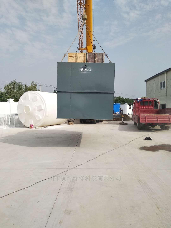 佳木斯地埋式一体化提升泵站安装步骤