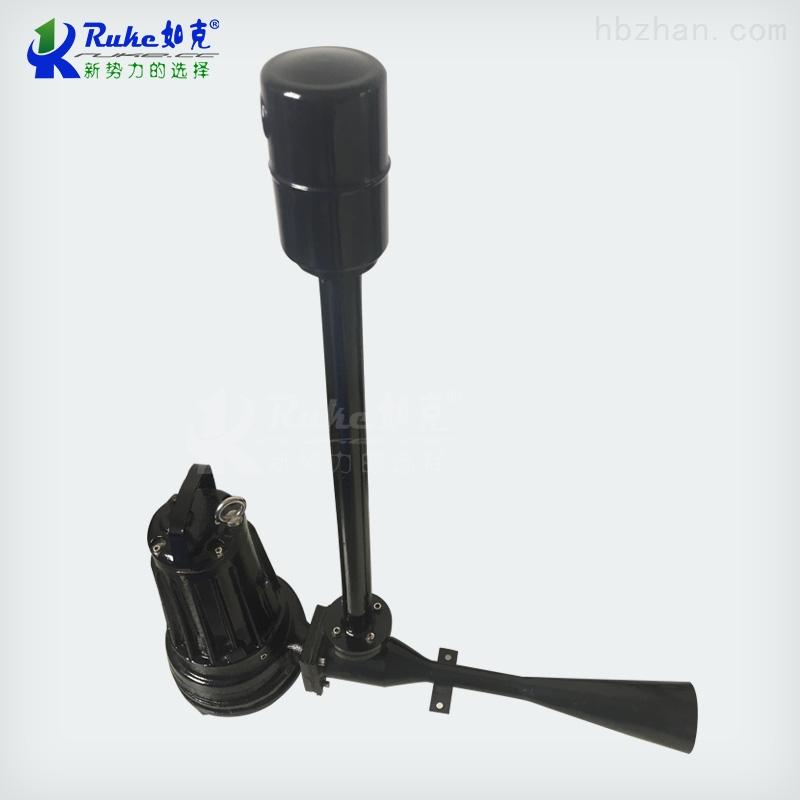 QSB18.5单方向曝气,铸铁材质射流曝气机