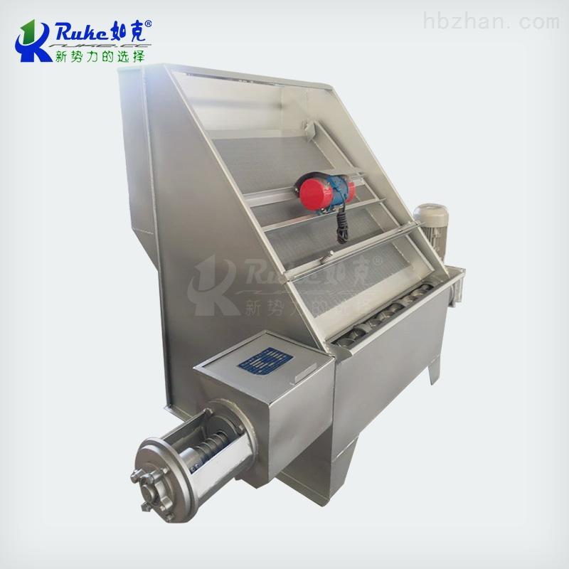 RKSF-40猪粪、鸡粪、牛粪如何处理?用固液分离器 效率高 利用率也高