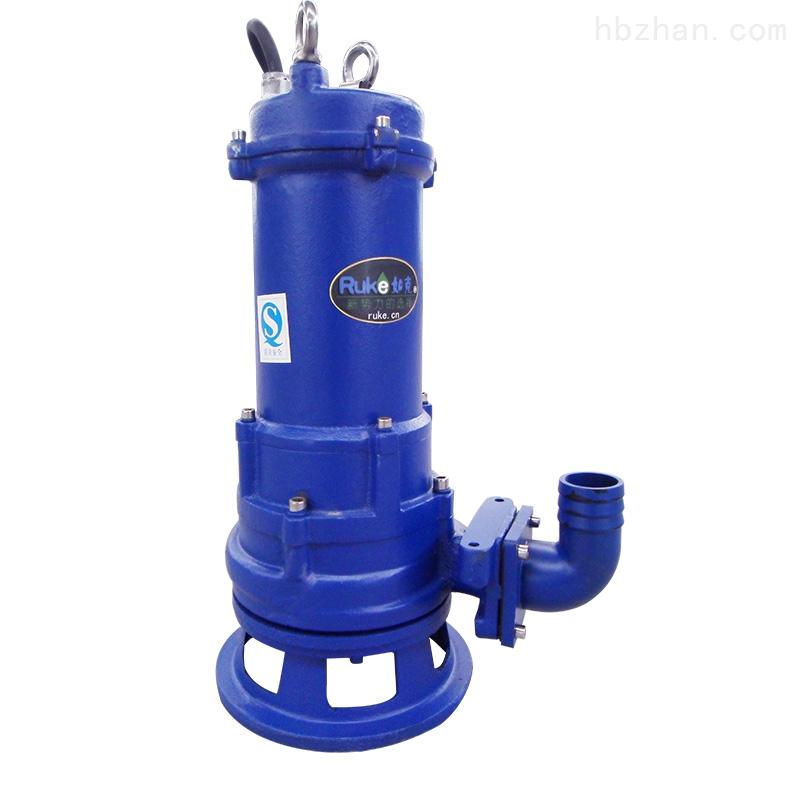 AF销售双绞刀泵-如克生产厂家专业定制