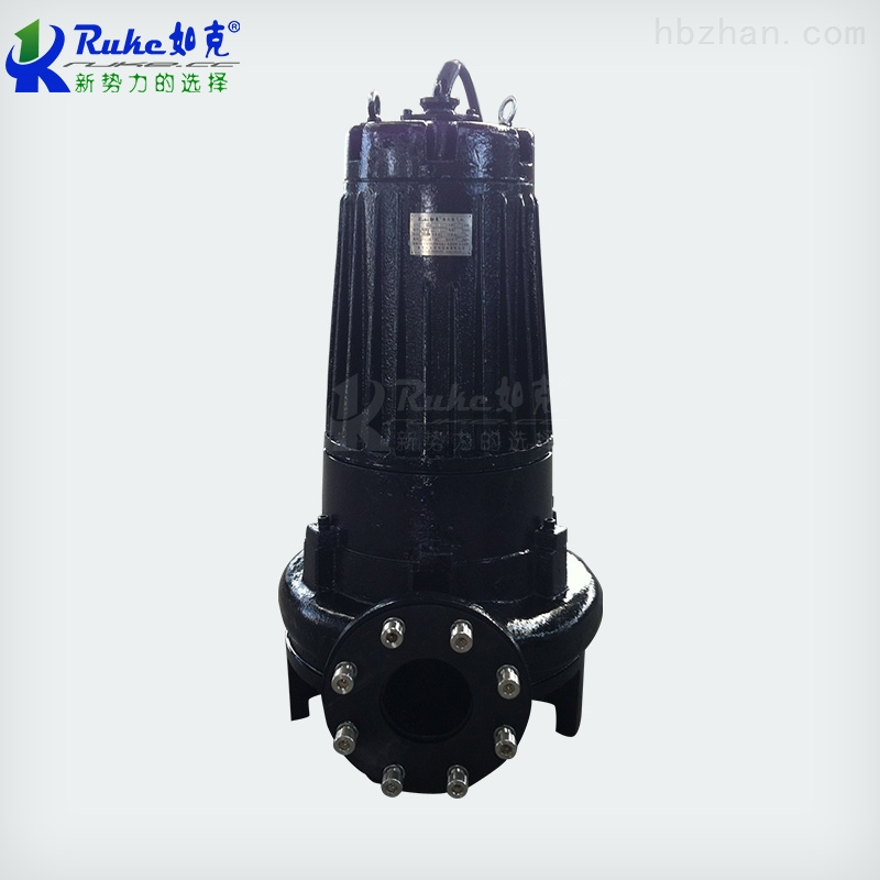 WQ10-10-0.75潜水排污泵的安装