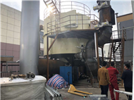 蓄热式热力焚化炉设备