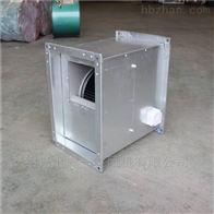 GDF-11-2.50.18KW矩型管道风机方形风机前倾式离心叶轮