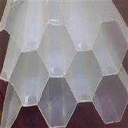 沉澱池專用 pp六角形蜂窩斜管填料廠家