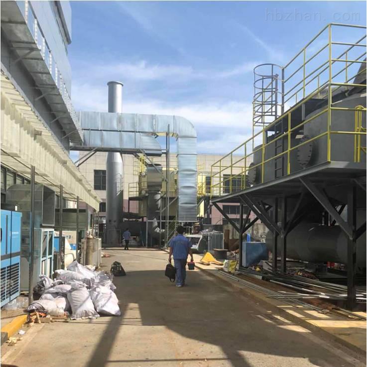 工业RTO废气处理装置