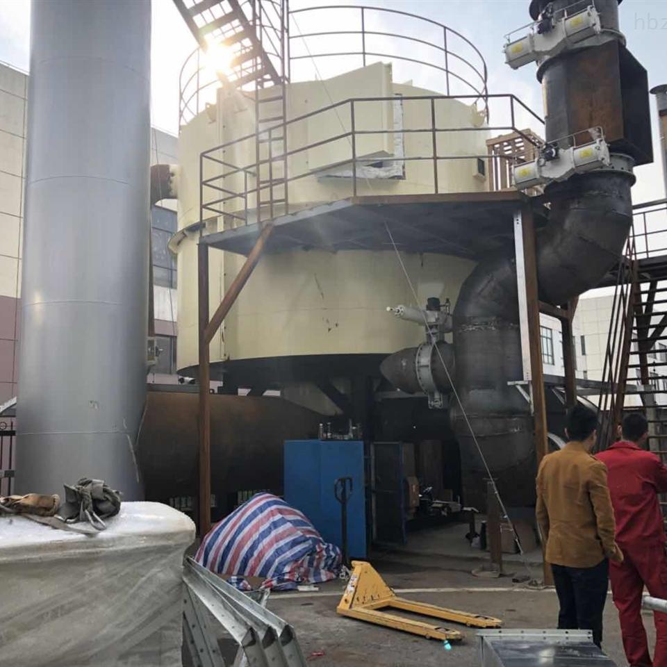 废气热解垃圾焚烧炉