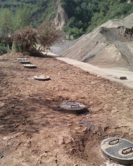 地埋式企业污水处理设备