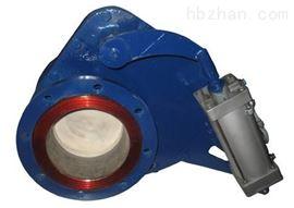 BZ644TC擺動式耐磨陶瓷出料閥