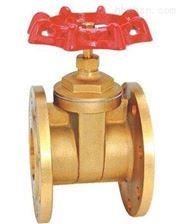 Z41W-16T黃銅法蘭閘閥