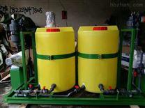 PAC(聚合氯化铝)絮凝剂加药装置,PAM(聚丙烯酰胺)助凝剂加药装置,