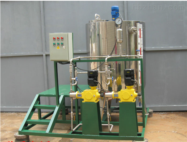 干粉制备装置