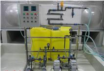 全自動三氯化鐵除磷加藥裝置