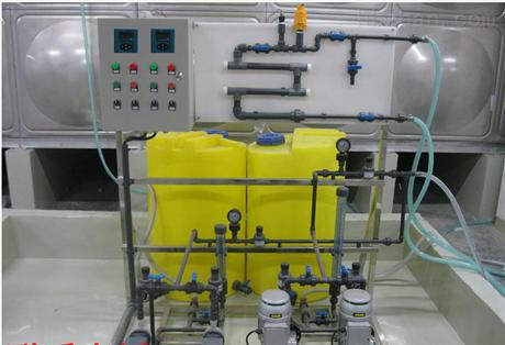 除磷加藥裝置生產