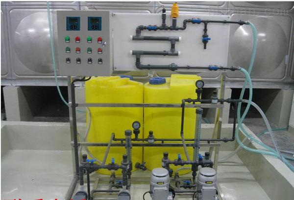 三氯化铁除磷全自动加药装置