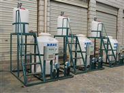 混凝剂加药装置系统