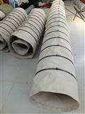 干灰水泥卸料伸缩软管布袋