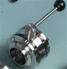 D61FD61F卫生级三片式对焊蝶阀