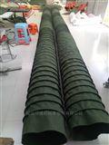 定做各种尺寸帆布伸缩管生产厂家