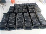 自定垃圾卸料耐磨橡膠帆布軟連接