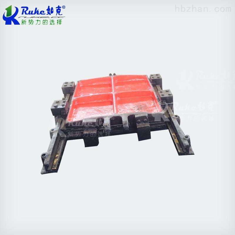 MZF-600南京市MZF-600铸铁镶铜方闸门