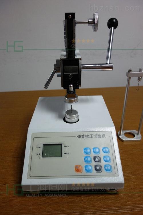 1-200n弹簧拉力测试仪带打印储存