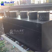 地埋式污水处理设备一体机