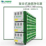 低空复合型油烟净化器(36000风量)